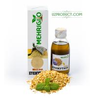 Кунжутное масло Мехригиё