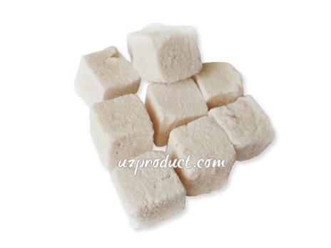 Узбекский сыр кубиками